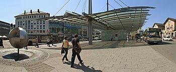 Busbahnhof  Siegen