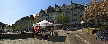 Marktplatz Siegen