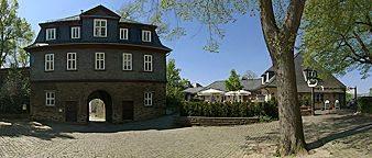 Schlosseingang Siegen