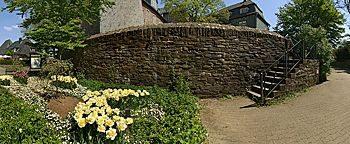 Schlossmauer Siegen