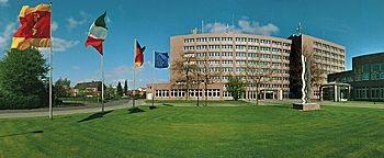 Kreishaus Steinfurt-Burgsteinfurt