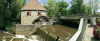 Mühlenwehr Steinfurt
