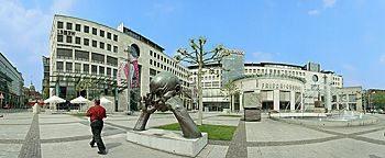Friedrichsbau Stuttgart