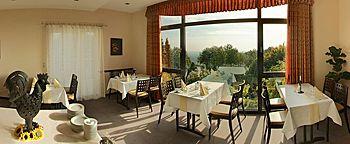 Frühstücksraum Hotel Bismarckhöhe Tecklenburg
