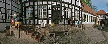 Haus des Gastes  Tecklenburg