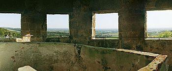 Im Bismarckturm  Tecklenburg