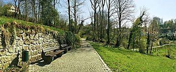 Kurpark  Tecklenburg