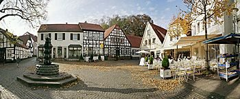 Marktplatz Tecklenburg