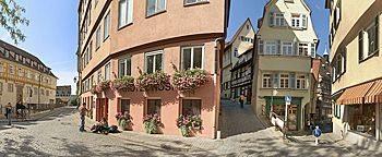 Altstadtgassen Tübingen