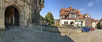 Burgsteige  Tübingen