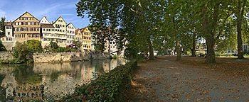 Neckarinsel Tübingen