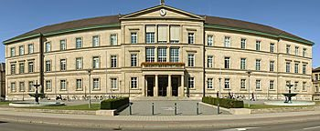 Neue Aula  Tübingen