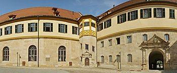 Schloss Hohentübingen  Tübingen