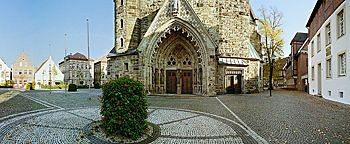 Kirchplatz Warendorf