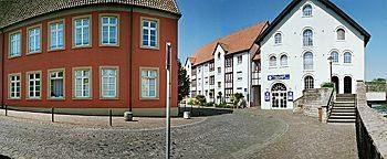 Mühlenstraße an der Ems Warendorf