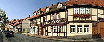 Grüne Straße  Wernigerode
