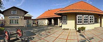 Schmalspurbahnhof  Wernigerode