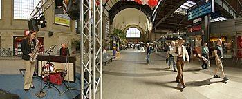 100 Jahre Hauptbahnhof  Wiesbaden