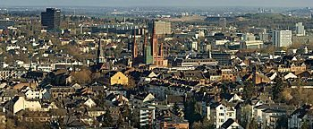 Fernblick Wiesbaden