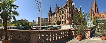 Marktplatz  Wiesbaden