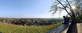 Panoramaterrasse Neroberg Wiesbaden
