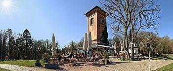 Turmcafé Bergpark Neroberg Wiesbaden
