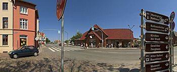 Bahnhof Wismar