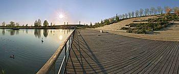 Bürgerpark-Teich  Wismar
