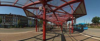 Busbahnhof  Wismar