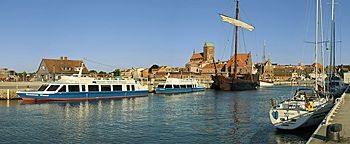 Fahrgastschiffe Wismar