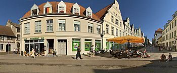 Krämerstraße  Wismar