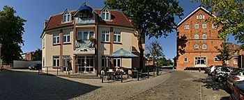Kutschers Rastplatz  Wismar