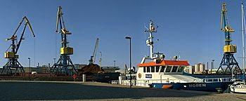Seehafen  Wismar