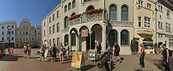 Tourist-Info  Wismar
