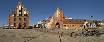 Wassertor Wismar
