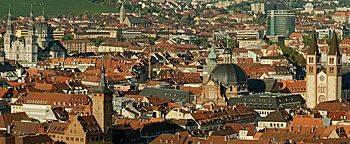 Altstadt Würzburg  Würzburg