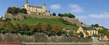 Festungsberg Würzburg