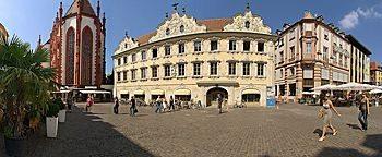 Haus zum Falken Würzburg