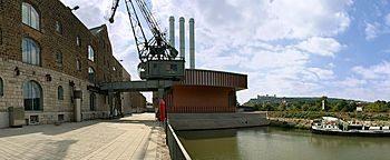 Kulturmeile Alter Hafen Würzburg