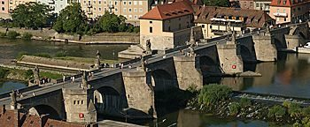 Mainbrücke Würzburg Würzburg