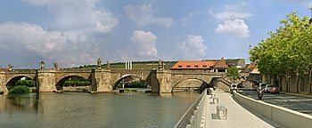 Mainkai Würzburg