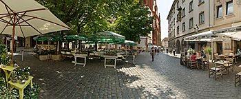 Marienplatz Würzburg