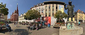 Marktplatz  Würzburg