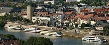 Schiffsanleger Würzburg