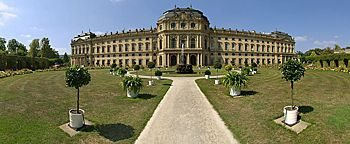 Würzburger Residenz  Würzburg